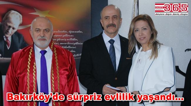 Siyasetçi Nurdan Erdiş ve Gazeteci Murat Başbay evlendi