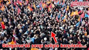 Süleyman Soylu ve Mehmet Muş Güngören'e geldi