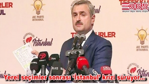 AK Parti İl Başkanı Şenocak: