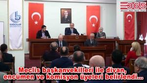 Bağcılar Belediye Meclisi yeni dönemde ilk kez toplandı