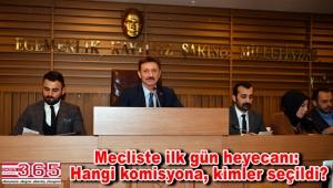 Bahçelievler Belediye Meclisi'nde yeni dönemin ilk toplantısı yapıldı