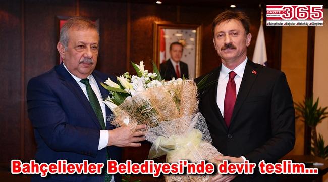 Hakan Bahadır, Osman Develioğlu'ndan görevi devraldı