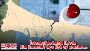 İstanbul'un ilçelerinde seçimler nasıl sonuçlandı? Kimler başkan oldu?
