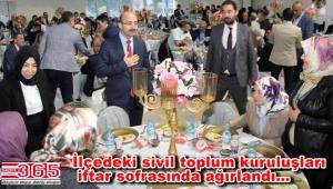 AK Parti Bahçelievler Teşkilatı STK temsilcileriyle buluştu