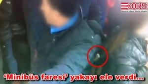 Bağcılar'daki minibüslerde 'Güven Timi' operasyonu: 1 kişi tutuklandı