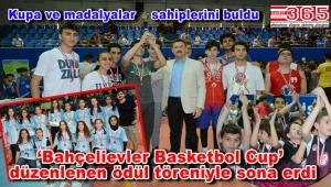 Bahçelievler Basketbol Spor Kulübü'nden muhteşem organizasyon….