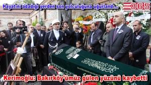 Bakırköy Belediye Tiyatroları Müdürü Nilgün Güloğlu Ceyhan vefat etti