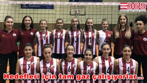 Türkiye şampiyonluğunu hedefleyen BVK çalışmalarını sürdürüyor