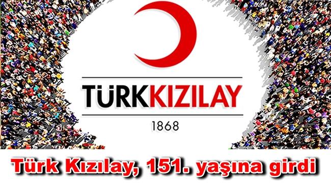 Hilal-i Ahmer'den Türk Kızılay'a 151 yıllık 'Merhamet Çınarı'…