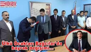 Ülkü Ocakları Bağcılar İlçe Başkanlığı'na Erhan Özçakır atandı