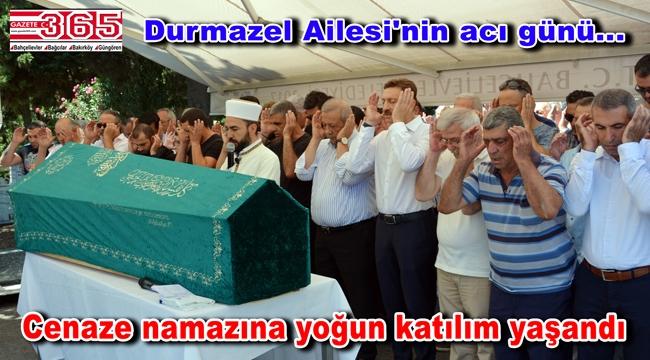 Vecdi Durmazel'in ağabeyi vefat etti