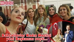 Bahçelievler Kadın Meclisi Başkanlığı'na Nilgün Demirkol Yavuz seçildi