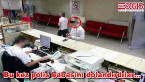 Güngören'de sahte komiserlere bankada suçüstü yapıldı