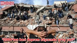 TÜİK'ten korkutan deprem verisi….