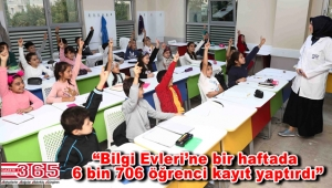 Bağcılar Belediyesi Bilgi Evleri'ne kayıtlar başladı