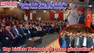 AK Parti Bahçelievler, 'Barış Pınarı Harekatı' konulu seminer düzenledi