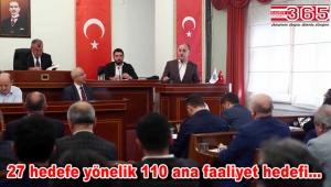 Bağcılar Belediyesi 2020-2024 Stratejik Planı oy birliğiyle kabul edildi