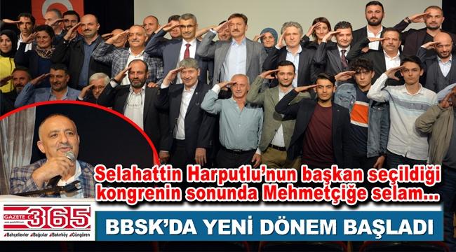 BBSK'nın yeni Başkanı Selahattin Harputlu oldu
