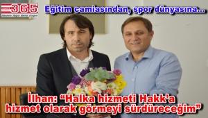 Remzi İlhan, Güngören Spor İlçe Müdürlüğü'ne atandı