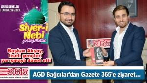AGD Bağcılar Başkanı Aksoy, liseli gençleri 'Siyer'i Nebi' yarışmasına davet etti