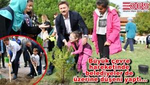 Bahçelievler Belediyesi de 'Geleceğe Nefes' oldu