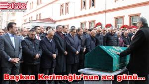 Bakırköy Belediye Başkanı Bülent Kerimoğlu'nun babası vefat etti