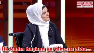 Helin Görgül, Bahçelievler Belediye Başkan Yardımcılığı'na atandı