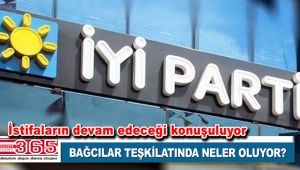 İYİ Parti Bağcılar'da şok istifalar: Çok sayıda ismin daha istifa etmesi bekleniyor…