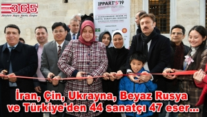 2. Uluslararası Resim ve Pastel Sanatları Sergisi, Bahçelievler'de açıldı