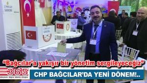 CHP Bağcılar İlçe Başkanlığı görevine Av. Murat İmrek seçildi