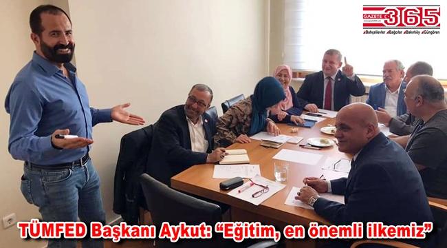 İstanbul muhtarları İngilizce öğreniyor…