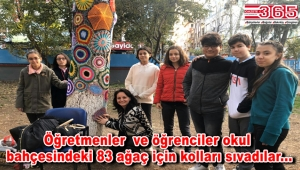 Kuleli Ortaokulu, 'Çevre bilinci' için harekete geçti