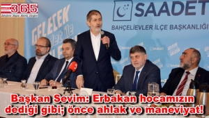 Saadet Partisi, Bahçelievler'de ülkenin geleceğini masaya yatırdı