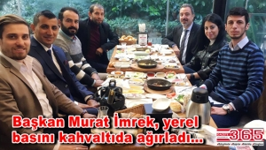 CHP Bağcılar İlçe Örgütü, Gazeteciler Günü'müzü unutmadı