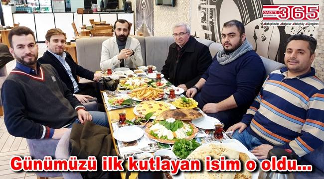 CHP'li Ufuk Emre Bektaş, Çalışan Gazeteciler Günü'müzü unutmadı