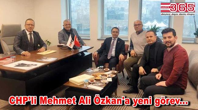 İBB'de yeni atama: CHP'li Mehmet Ali Özkan, 'Danışman' oldu