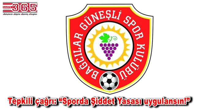 """Bağcılar Güneşlispor'dan sert açıklama: """"TFF'yi göreve çağırıyoruz!"""""""