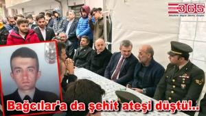 Bağcılarlı Uzman Onbaşı Ahmet Alpaslan İdlib'de şehit oldu