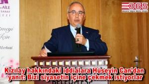 Kızılay yetkilisi, kurumu hedef alan eleştirilere cevap verdi