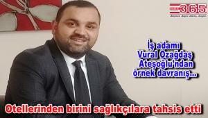 İş adamı Ateşoğlu: