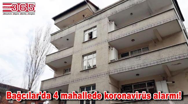 Bağcılar'da 4 bina karantinada! Kaymakamlık açıklama yaptı…