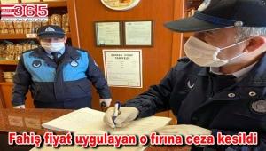 Ekmeği 5 liraya satmıştı! Bakırköy'deki o fırına ceza kesildi...