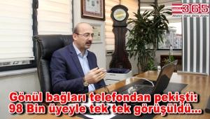 """AK Parti Bahçelievler İlçe Başkanı Açıkgöz: """"Bu günleri hep birlikte atlatacağız"""""""