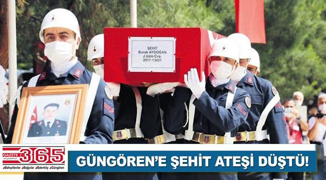 Güngörenli Uzman Çavuş Burak Aydoğan şehit oldu