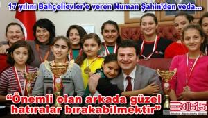 Numan Şahin, Kırşehir Spor İl Müdürlüğü'ne atandı