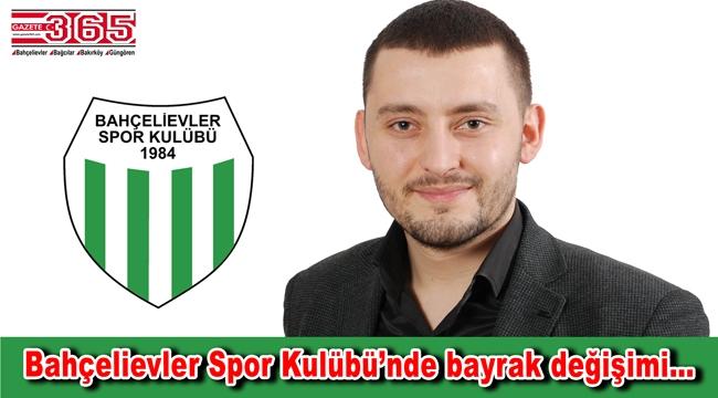 Bahçelievler Spor Kulübü'nün yeni Başkanı Feridun Aykut oldu