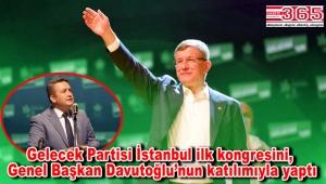 Gelecek Partisi İstanbul İl Başkanlığı'na İsa Mesih Şahin seçildi