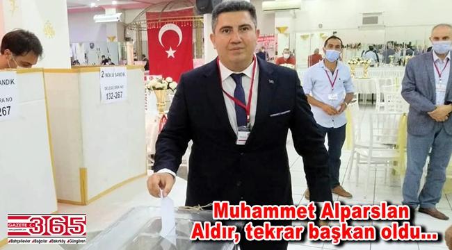 MHP Güngören İlçe Başkanlığı'na Muhammet Alparslan Aldır seçildi