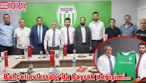 Bahçelievler Spor Kulübü'nün yeni Başkanı Levent Dilaver oldu