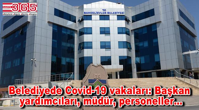 Bahçelievler Belediye Başkan Yardımcıları; Ayhan Kalkan ve Göksel Erdem koronavirüse yakalandı